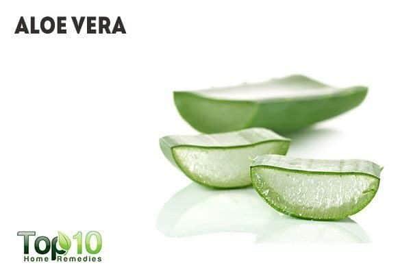aloe vera to treat inverse psoriasis