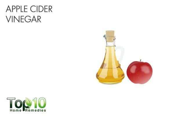 apple cider vinegar for inverse psoriasis