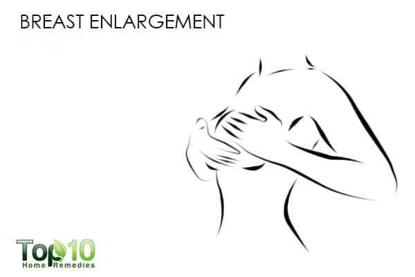 breast enlargement during pregnancy 3rd trimester