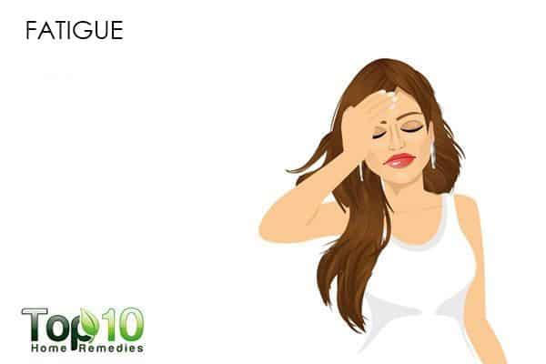 fatigue during pregnancy third trimester