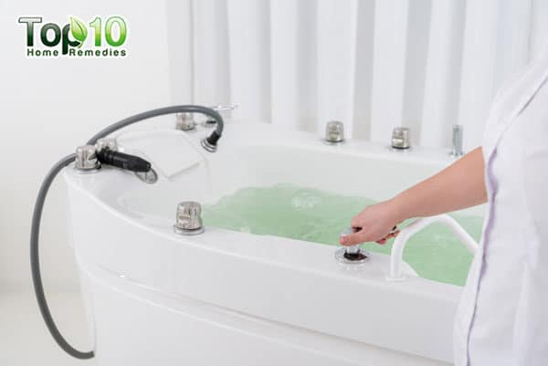 how to take a sitz bath