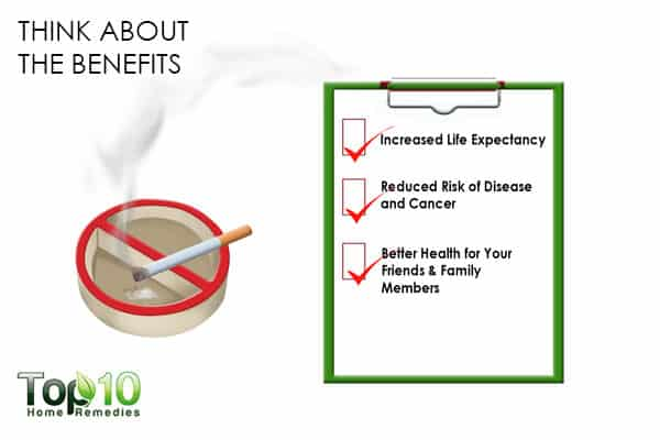 see the benefits to handle smoking relapse