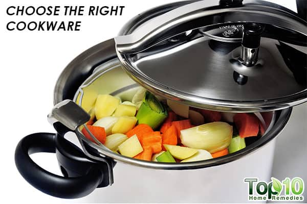 choose the right cookware