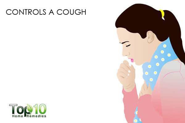 eucalytus oil for cough