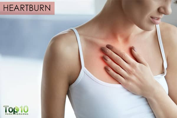 heartburn during pregnancy second trimester