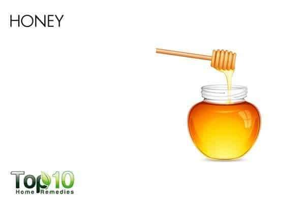 honey for summer cold