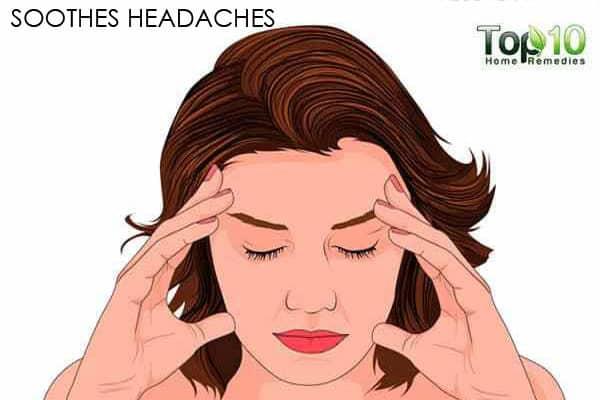 eucalyptus oil for headaches
