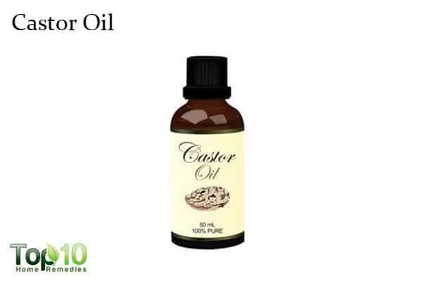 castor oil for wrinkles on hands