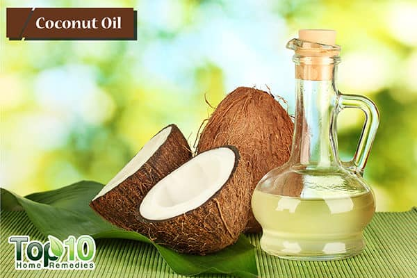 coconut oil for yeast infection during pregnancy