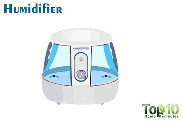 humidifier for nosebleeds