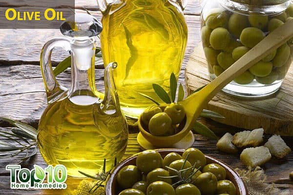 olive oil to heal wounds in diabetics