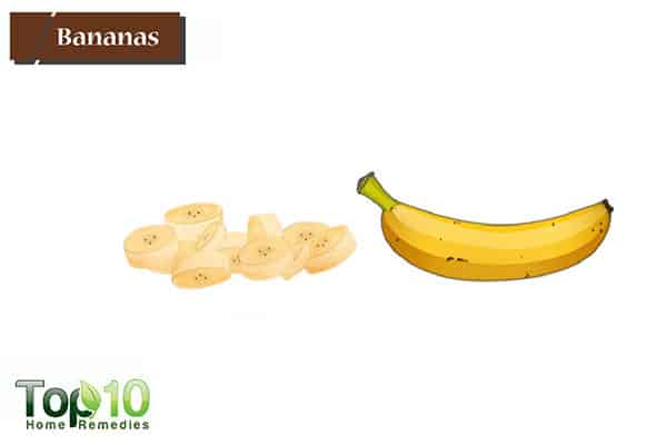 bananas for ulcer