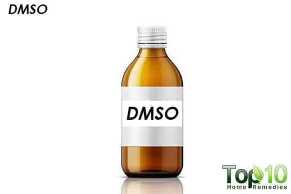 DMSO to treat lipoma