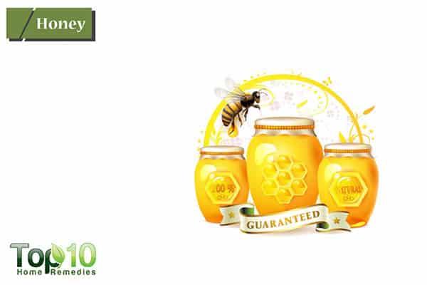 honey for peptic ulcer