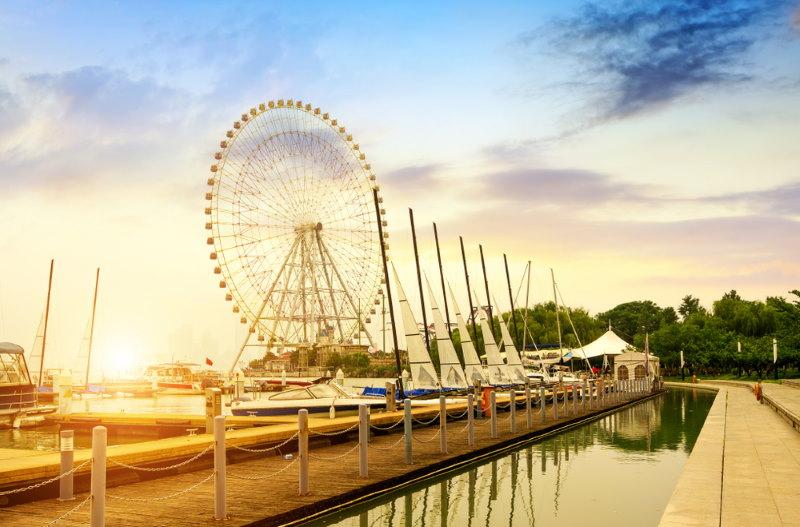 Suzhou Ferris Wheel