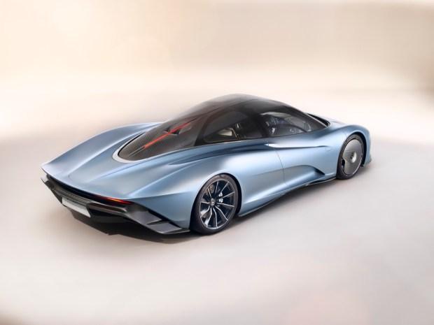  McLaren Speedtail incendiará las carreteras con sus 1000 caballos a 403 km por hora [+Video]