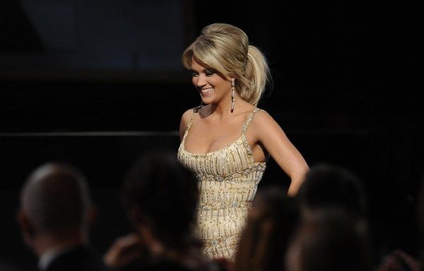 Model Carrie Underwood wallpapers (6478)
