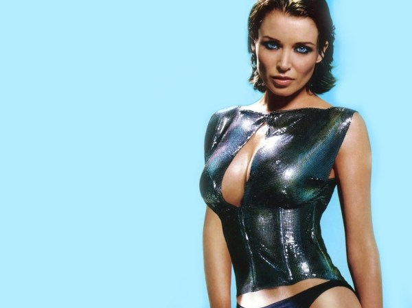 Model Dannii Minogue wallpapers (917)