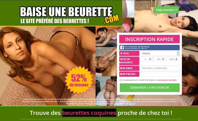 Baise-Une-Beurette.com -avis 2017