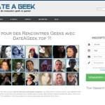 DateAGeek : Avis, Test et Fiche