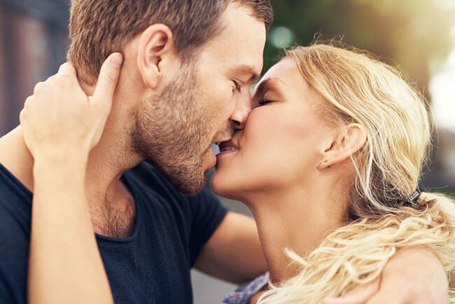 Image result wey dey for chlamydia and kissing?