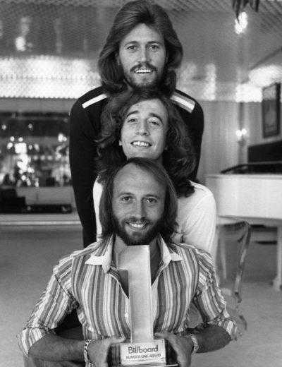 Bee Gees in Top 2000 lijst 2016