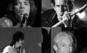 The Rolling Stones in Top 2000 lijst 2016