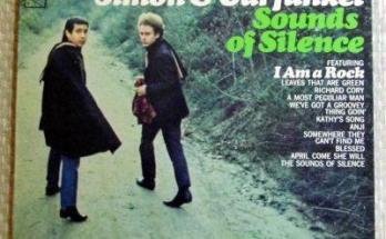 Simon & Garfunkel in Top 2000 lijst 2016