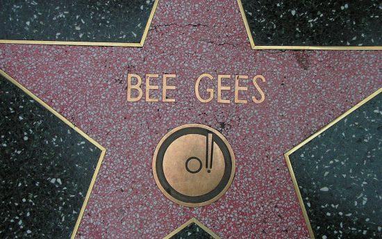 Bee Gees Top 2000 2017