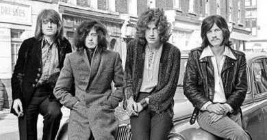 Led Zeppelin Top 2000 2017