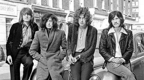 Led Zeppelin Top 2000 2017
