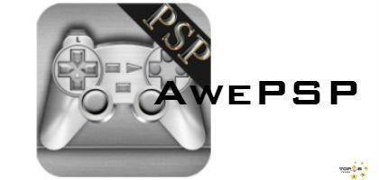 AwePSP image home
