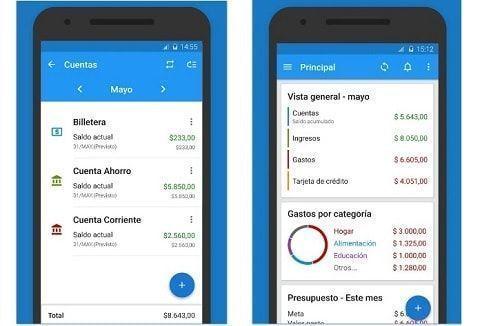 mobills finanzas personales caracteristicas 1 App gerenciador financiero
