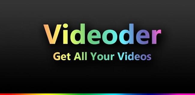 Videoder Video Donwloader App