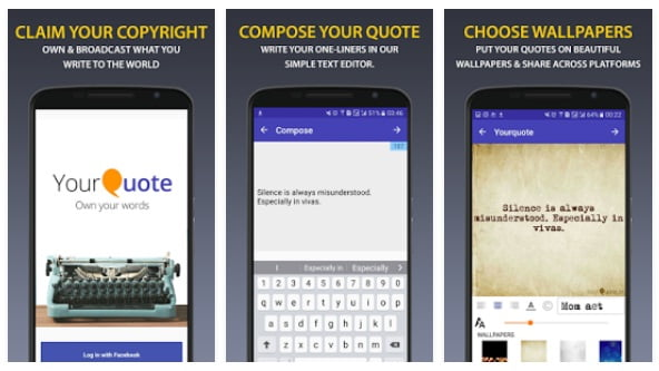 Best Quote Maker App Fascinating Quotes Creator Apk Download For