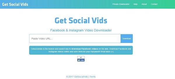 download private facebook videos ios