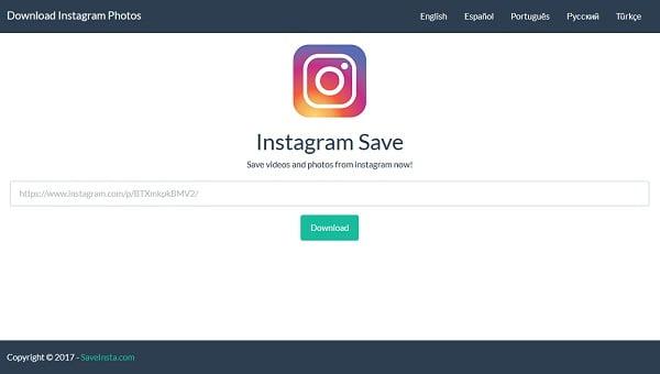 Top 5 Sites to Download Instagram Photos & Videos Online - Top5z