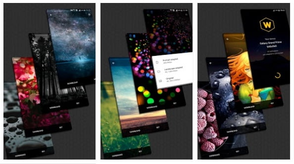 Top 5 Best Hd Wallpaper App For Android Mobile Top5z