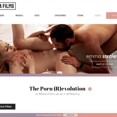 Bellesafilms - Top Premium Porn Sites For Women