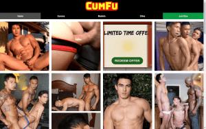 Cumfu - Top Premium Gay Porn Sites