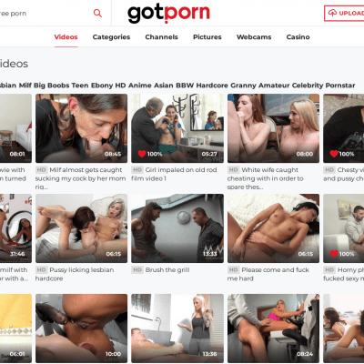 Gotporn - Top Free Porn Sites