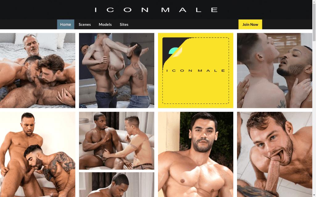 Iconmale - Top Premium Gay Porn Sites