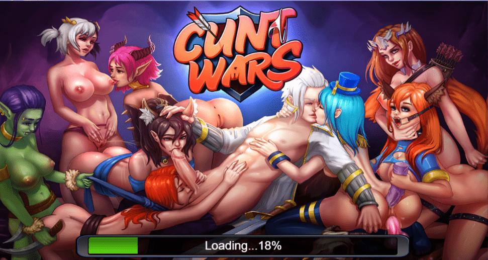 CuntWars - Top Porn Games Sites