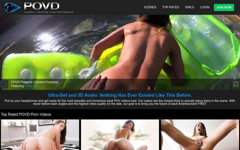 POVD - top VR Porn Sites List