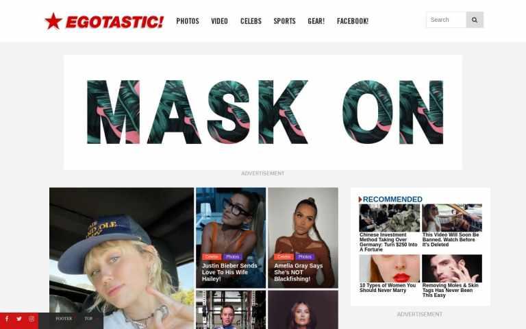 Egotastic - top The Fappening List