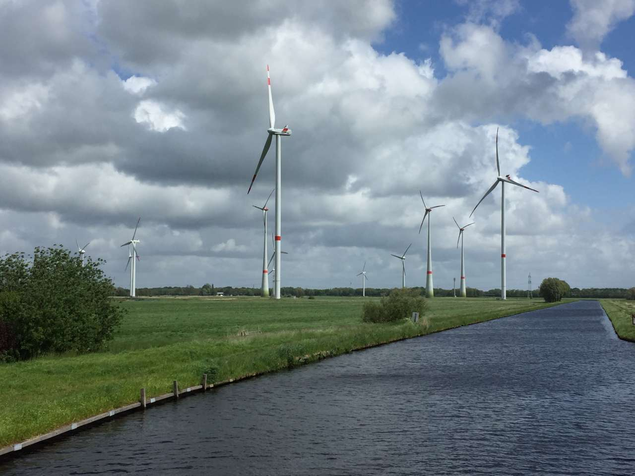 #Windkraft Rekord im Februar