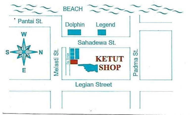 Ketut Shop
