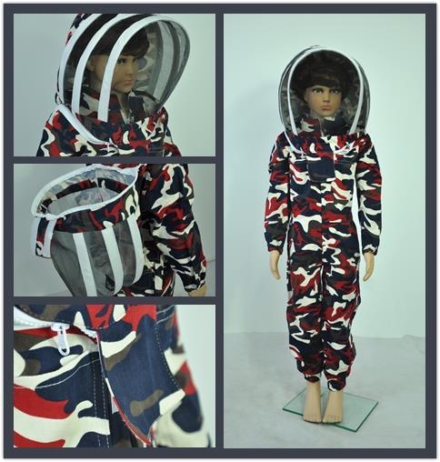 child bee suit