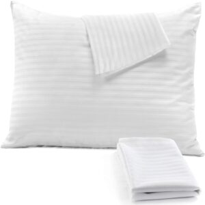 zippered pillow cases and pillow covers