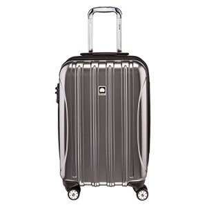 #3. Delsey luggage helium trolley